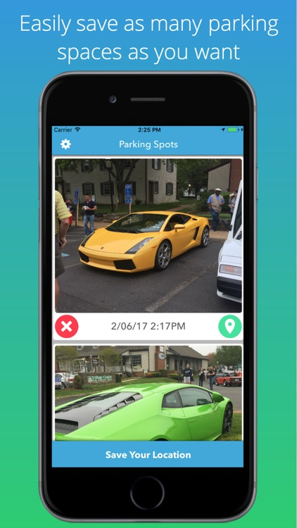ParkSmart! - Find Where You Parked Your Car