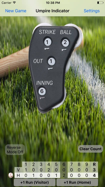 Umpire Indicator Pro screenshot-2