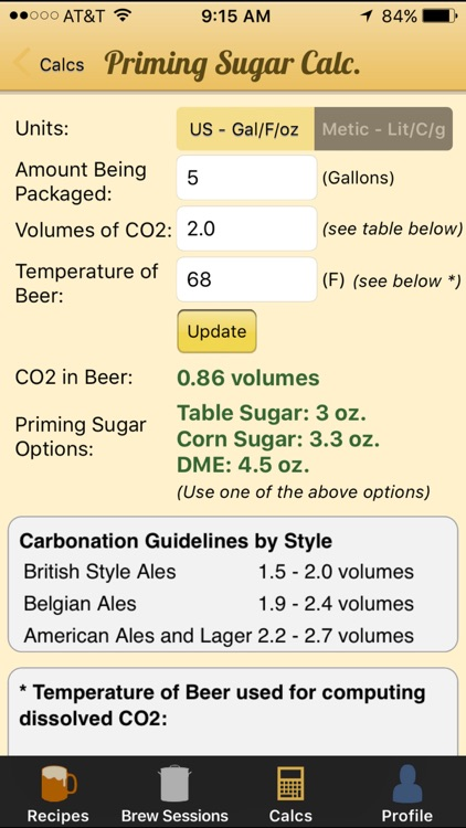 Brewer's Friend – Homebrew Recipe Builder & Calc. screenshot-4