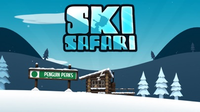 Ski Safari Screenshot 1