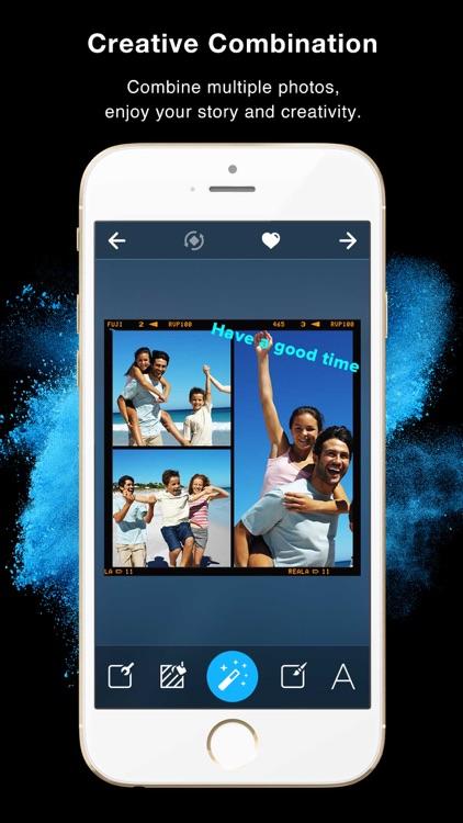 Framatic Pro - Photo Collage screenshot-0