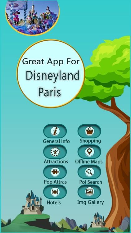 Great App To Disneyland Paris