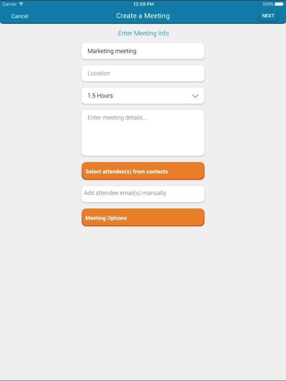 NeedToMeet screenshot