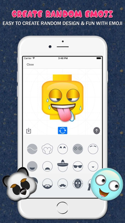 Emoji Maker™ - Create Your Own Emoji screenshot-3
