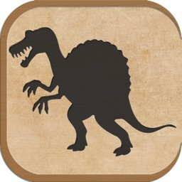 Shadow Dinosaur Puzzle For Kids