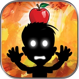 Taget Bow Game - Apple Shooting