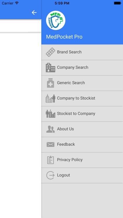 MedPocket Pro screenshot-4