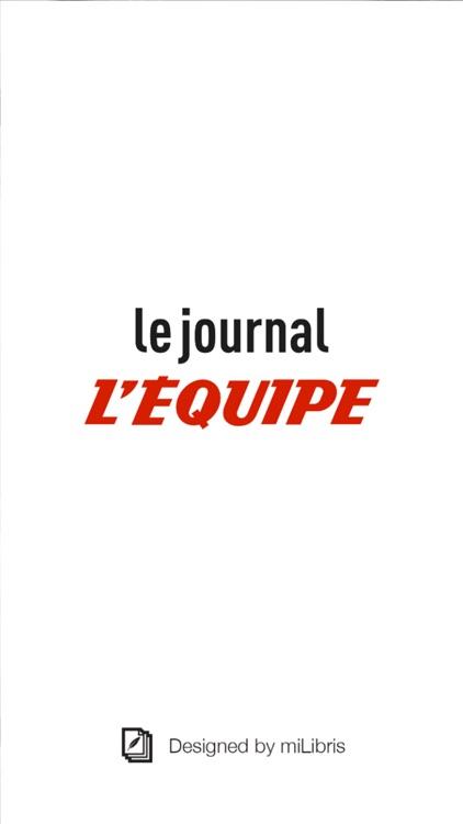le journal L'Équipe