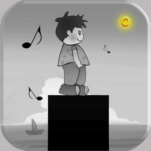 Super Stick Man - voice control game iOS App
