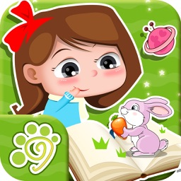 Baby stickers book - kids early education app