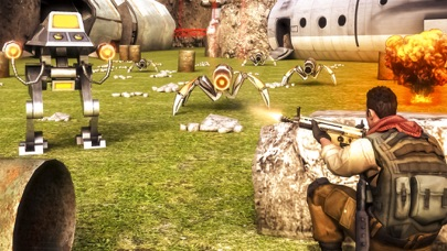 Army Commando War screenshot three