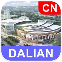 Dalian, China Offline Map - PLACE STARS