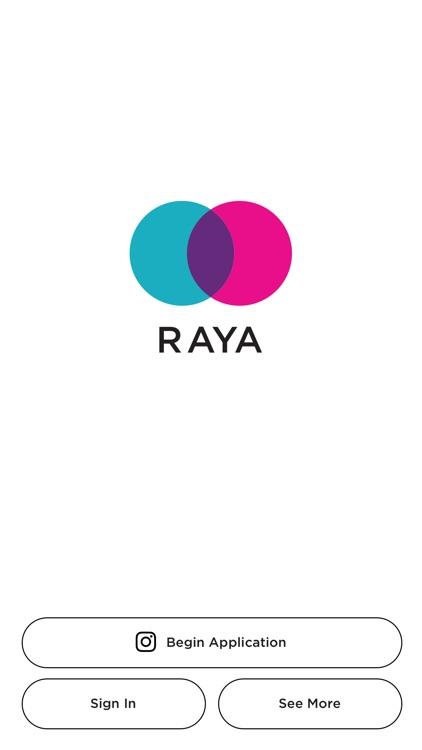 Raya app image