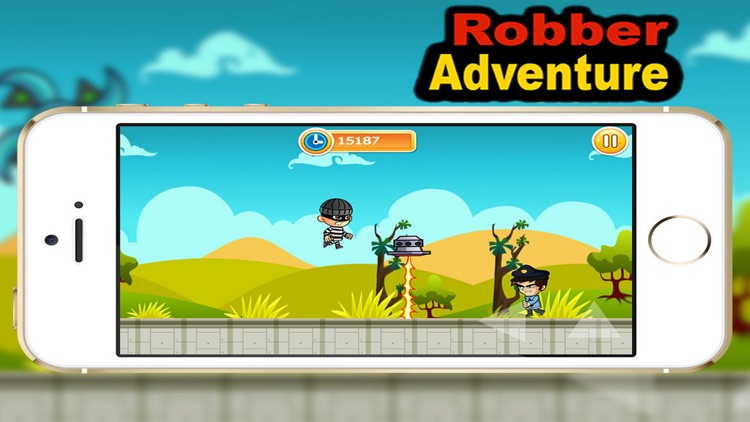 Robber Adventure PRO screenshot-3
