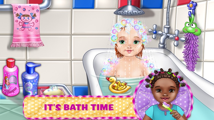 Baby Care & Dress Up - Love & Have Fun with Babies screenshot-4