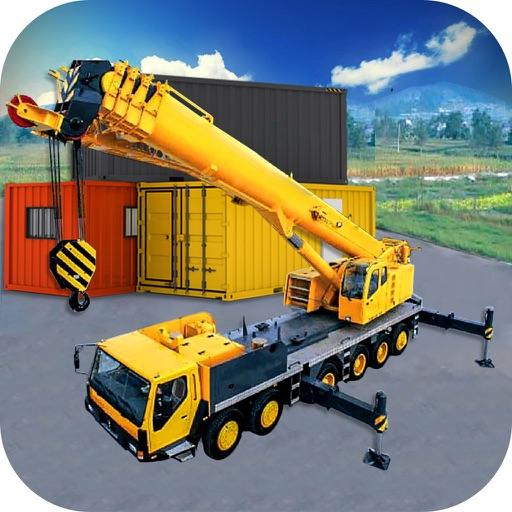 Crane Simulator 2016 : New Free 3D Game iOS App