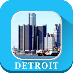 Detroit Michigan - Offline Maps navigation