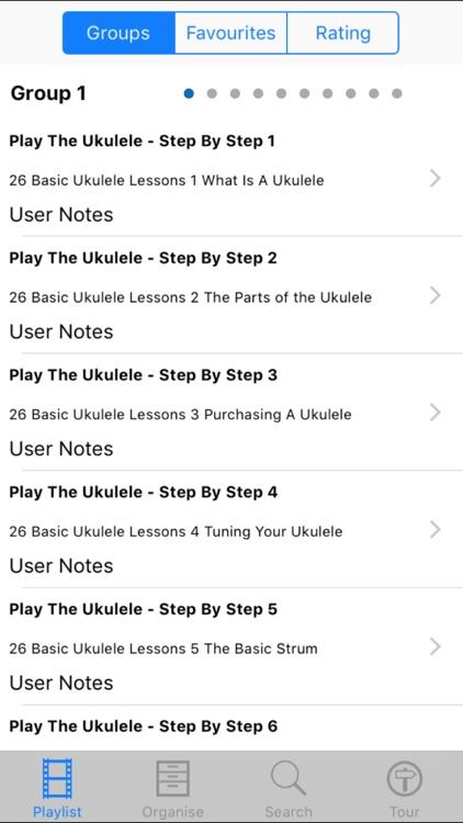 Play The Ukulele Step By Step