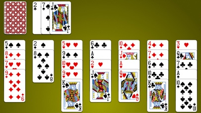 Golf Solitaire Now