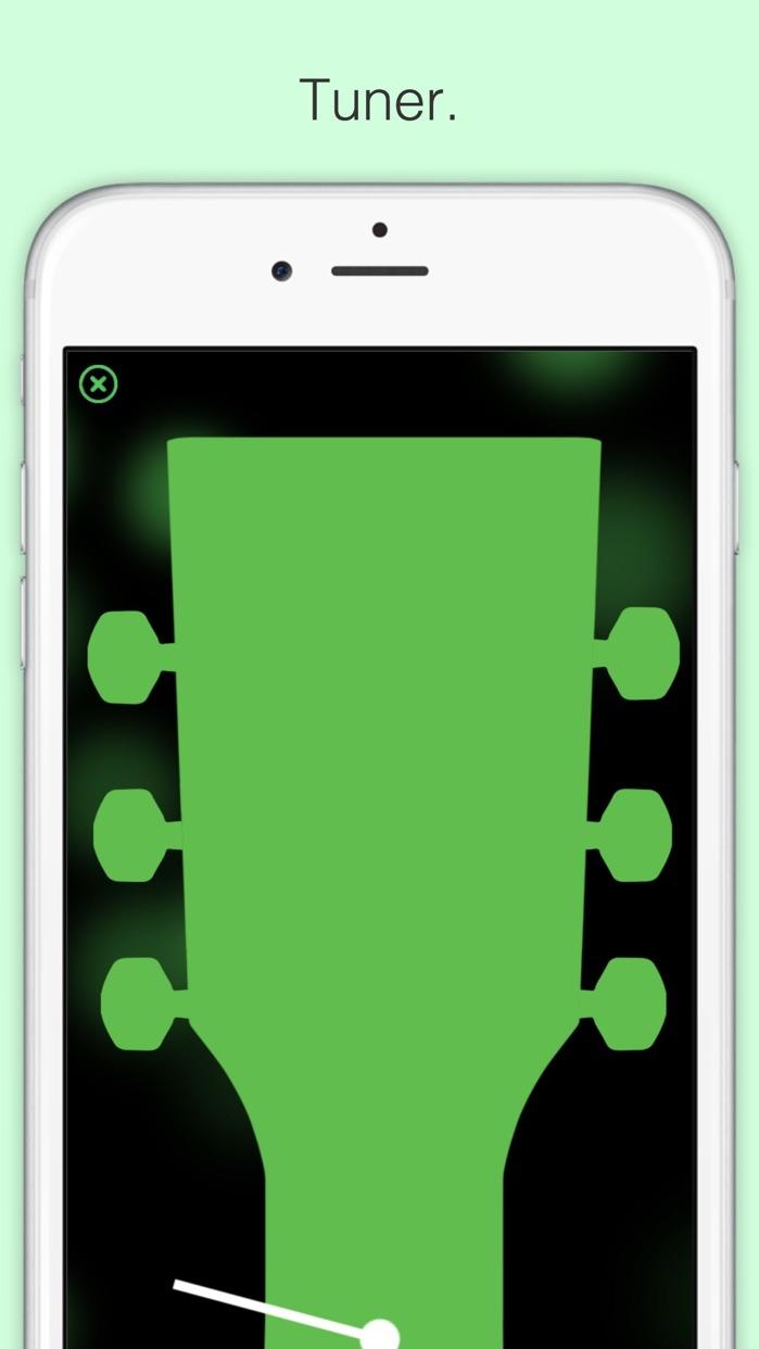 ChordBank  -  Guitar Chord App Screenshot