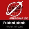 福克兰群岛 旅游指南+离线地图