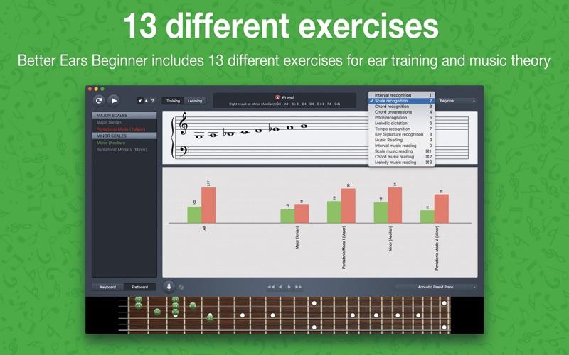 Better Ears Beginner for Mac