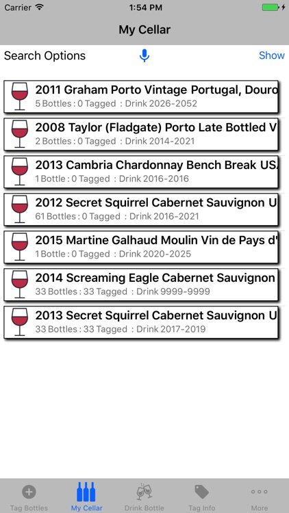 Yodeling Wine