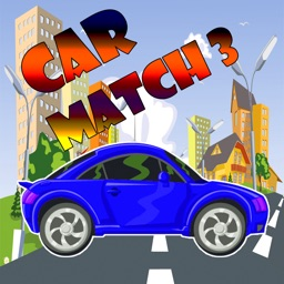 Car Match 3 Puzzle - Car Drag Drop Line Game