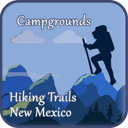 New Mexico-Campgrounds & Hiking Trails,State Parks