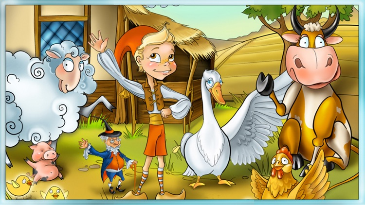 The Wonderful Adventures of Nils - Kids Book screenshot-4