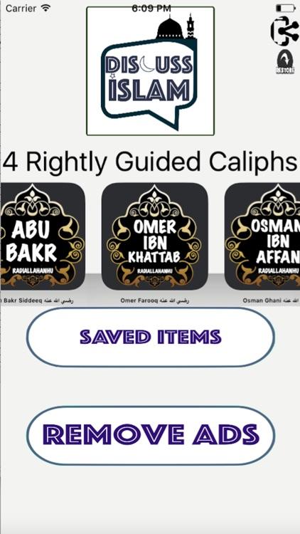 4 Rightly Guided Caliphs ( Ramadan Islamic Books )