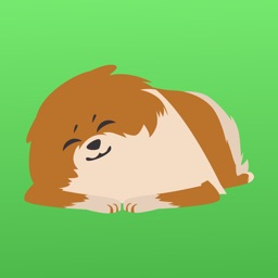 PomeranianMoji - Cute Dog Stickers