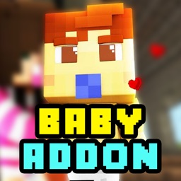 BABY ADDONS for Minecraft Pocket Edition PE