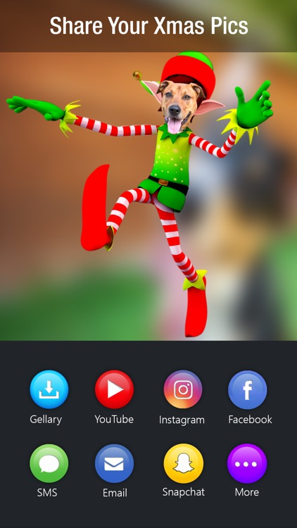 Christmas Photo- Effects Frames,Pic Filters Editor screenshot-4