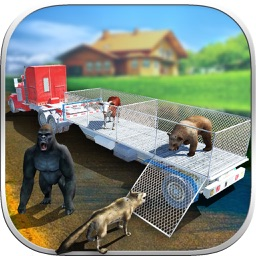 Transport Truck Animals