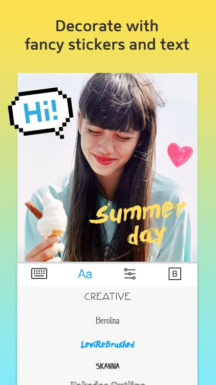 Picture Collage – Add Text to Pics & Photo Editor screenshot-4