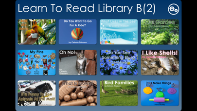 Level B(2) Library - Learn To Read Books screenshot two