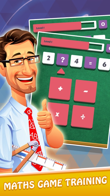 Maths Games Training