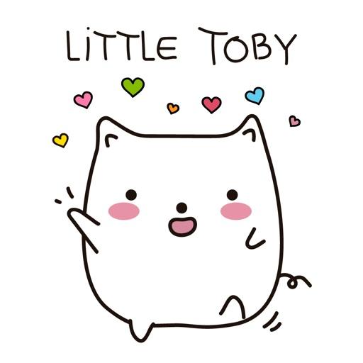 Little Toby Stickers