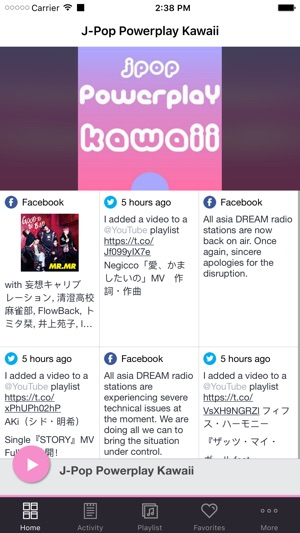 J-Pop Powerplay Kawaii on the App Store