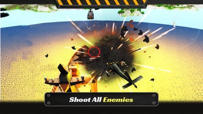 Helicopter War Shooting 3D: Gunship Air Battle Pr