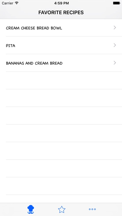 Healthy Homemade Bread Recipes screenshot-3