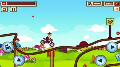 特技自行车 - 一路狂飙 App 截图