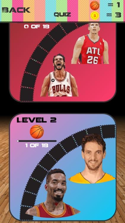The Best Basketball Player Quiz for NBA Allstar screenshot-3
