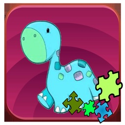 Dinosaur Jigsaw Puzzle For kids and Adults