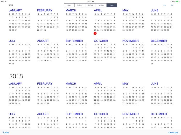 Calendar Slicer screenshot-3