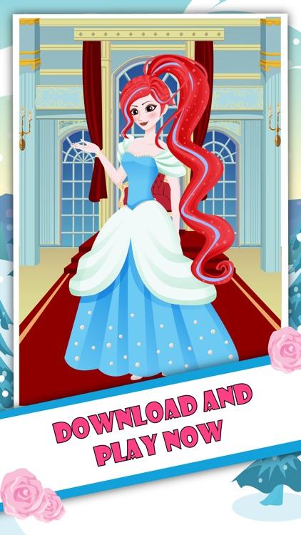 Sea Princess Dress Up - My Queen Girls Ocean screenshot-3