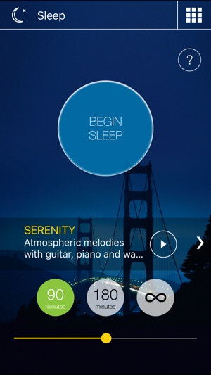 Sleep Genius: Revive Cycle Alarm, Nap, Relaxation Screenshot