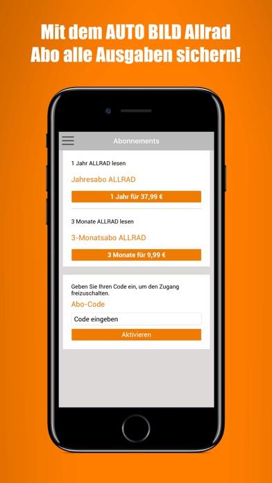 auto bild allrad reader app voor iphone ipad en ipod. Black Bedroom Furniture Sets. Home Design Ideas