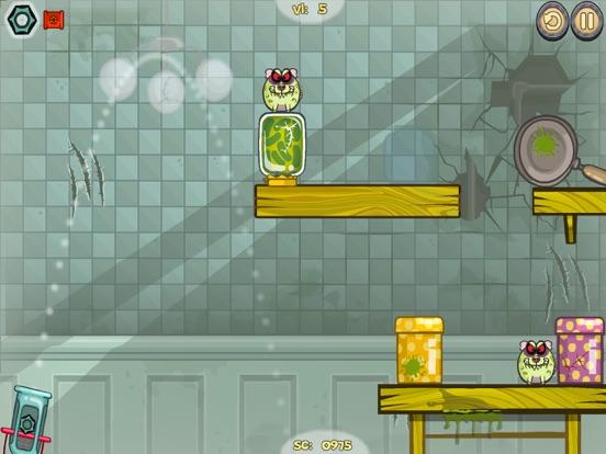 Игра Rats Invasion 3 - Physics Puzzle Game